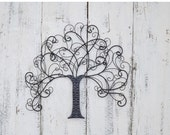 MEGA NEW YEAR Sale Tree of Life / Tree Wall Art / Oil Rubbed Bronze / Tree Of Life Wall Decor