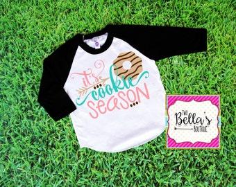 Girl Scout troop shirt - Girl Scout shirt - Girl Scout Troop - Brownie Shirts - Daisy shirts - Cookie season shirts - Cookie season