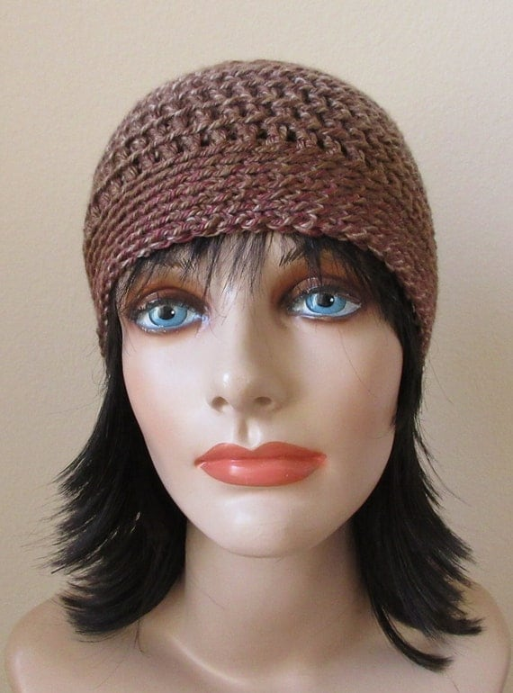Beanie Crochet Beanie Cold Weather Accessory Snow Playing Ice Skating Hockey Mom