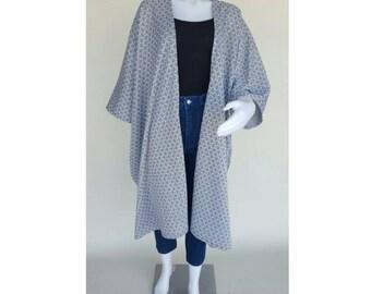 Handmade Kimono / Duster Coat / Kimono Cardigan / Minimalist