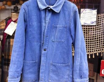 1940 French Worker Jacket Cotton Le Meilleurs d'Amiens