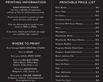 PRINTABLE | How to Print