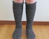 Extreme Alpaca wool socks - Super cozy warm and soft socks Size Medium