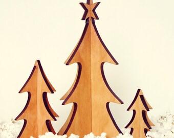 Christmas Trees - Medium Set
