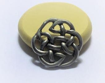 Celtic mould/ mold- flexible silicone push mold / craft/ dessert/ mini food / soap mold/ resin/jewelry and more..