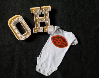 Cleveland Browns Baby Onesie