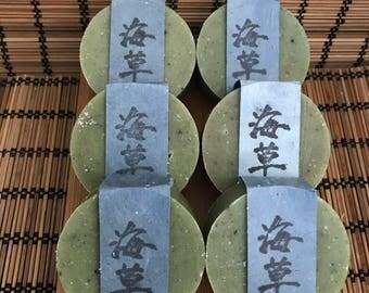 seaweed ( kaisou )soap