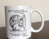 Road Goes Ever On mug