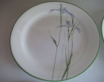 SALE****4 Shadow Iris Corelle 6 3/4 Bread Plates