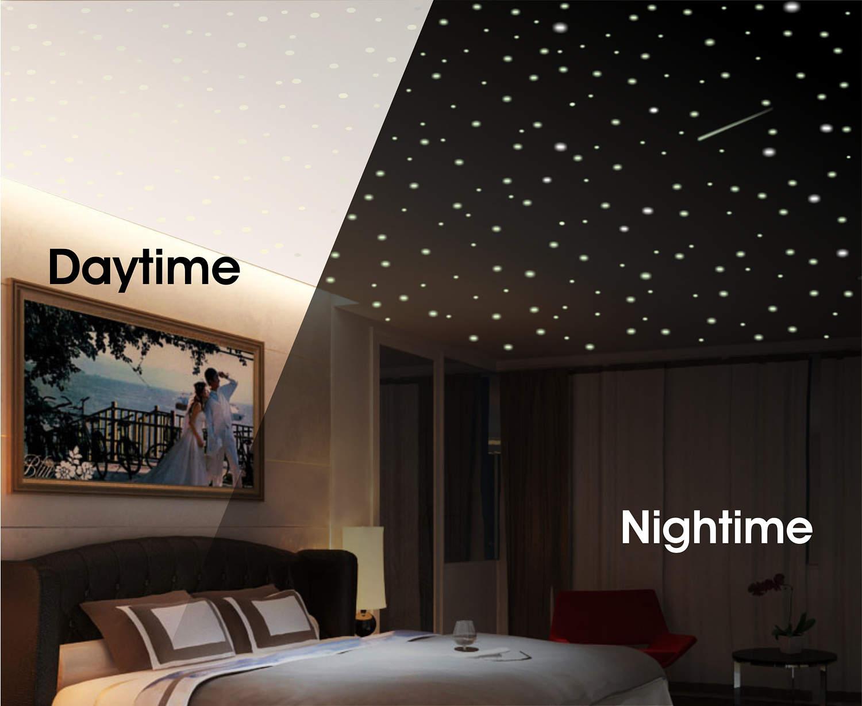 Glow in the Dark Stars Stars for Ceiling Glow Stars Glowing