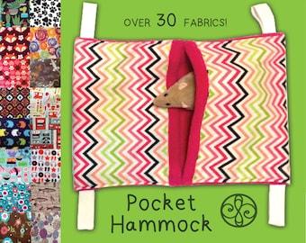 CHOOSE A FABRIC Pocket Hammock