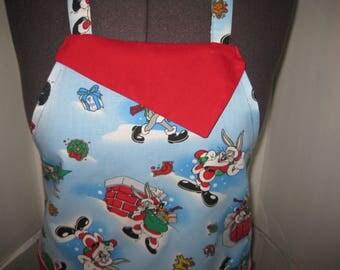 Bugs Bunny Christmas Apron