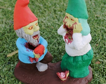 Zombie Gnomes: My Heart Will Go On