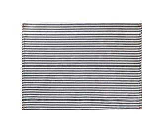 Indigo Broad Stripe Placemat Set