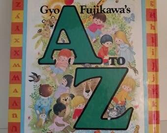 Gyo Fujikawa's 1979 A to Z Picture Book