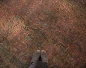 7x12.5 Vintage Meshed Carpet