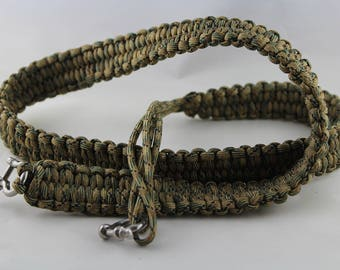 Camo Quick Deploy Paracord Sling (Approx. 50 ft.)