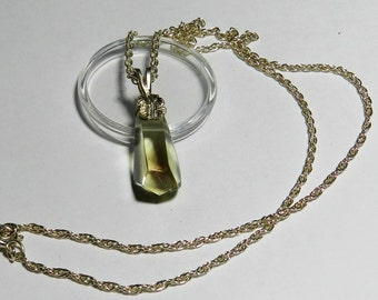 Oregon Sunstone  Necklace   #47