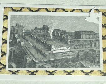 Old Jerusalem Note Cards