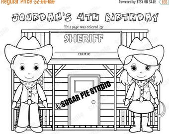 cowgirl princess coloring pages - photo#43