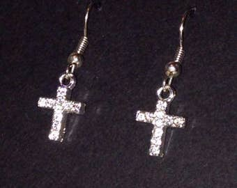 Cross with Bling