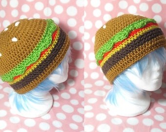 Burger Hat