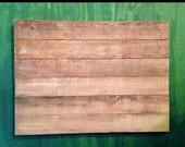 Custom listing for Alisa 22 x 36 pallet canvas