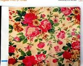 Spring SALE 20% OFF 25 Designer Poly Mailer Envelopes Bags...Floral Rose Bouquets Flower Print for Spring Summer 10X13, Puncture Resistant N