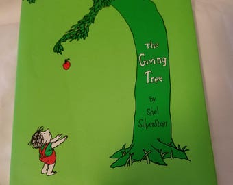 The Giving Tree By Shel Silverstein, 1964
