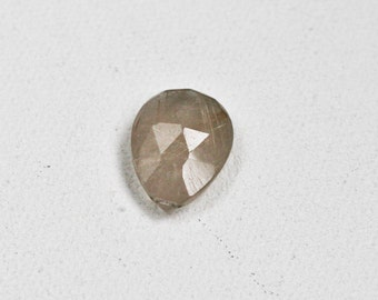 Gold Rutilated Quartz Briolette Gemstone