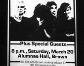 Rhode Island U2 Brown University  Providence