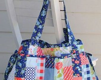 Diaper Bag Pattern The Stella Diaper Bag CV112