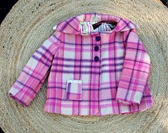 Girls Woollen Jacket Winter Jacket size 5 & 6