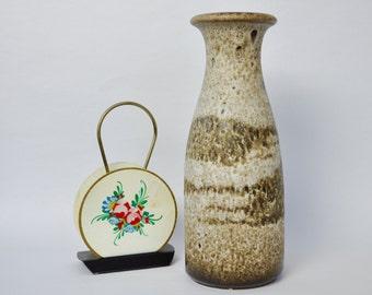 Sheurich fat lava vase | Scheurich 293-26 | West Germany vase | WGP