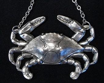 Pendant #30...Crab pendant