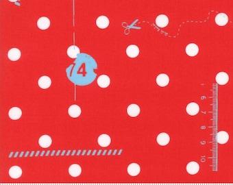 Moda - Zen Chic - Hey Dot - My Polka Dot Red