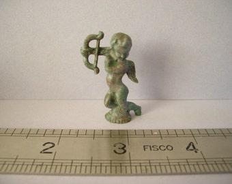 1:12th Cupid/Cherub Garden Statue Dolls House Miniature Garden