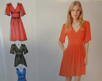 Misses' Dresses Cynthia Rowley Collection Simplicity Pattern 1801-Sizes 14-22