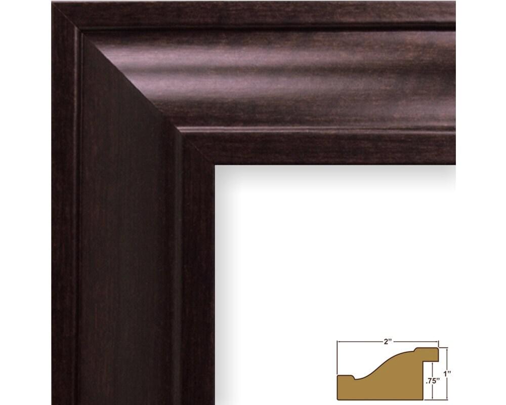 22 By 28 Frame: Craig Frames 22x28 Inch Brazilian Walnut Picture Frame