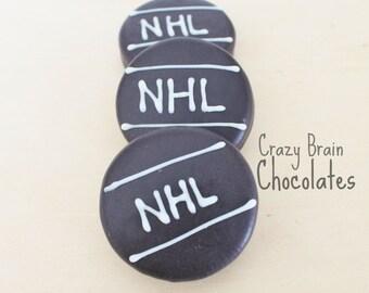 NHL Chocolate Oreos (12)