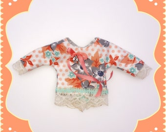 Blythe Doll Mix and Match Collection Top