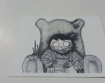 Horror Prints
