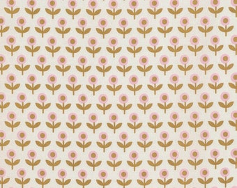 Modernist by Joel Dewberry for Free Spirit - Tulip March - Dijon - Fat Quarter - FQ - Cotton Quilt Fabric
