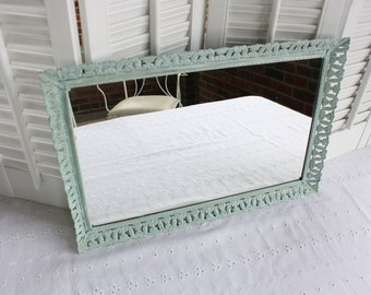 Painted vanity tray- Free Shipping