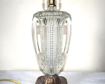 Aladdin Mantle Lamp of America 1935 Crystal  Beauty G-38