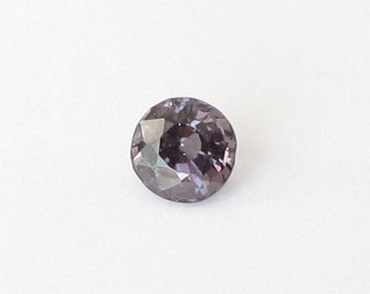 Natural Purple Spinel, Unheated, Scissor Cut, 1.33 Carat