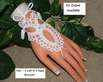 Wedding Gloves Lace Fingerless Beach Wedding Gloves Bridal Jewellery Accessories Dress Gloves Formal White Lace Gloves Bridal Gloves