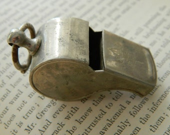 Vintage Boy Scout Whistle