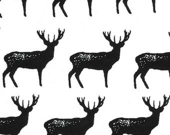 5 yards Deer fabric