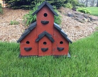 Cedar Birdhouse Condo #4
